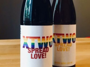 XTWO SPREAD LOVE Cantina Urbana Milano Pride 2019