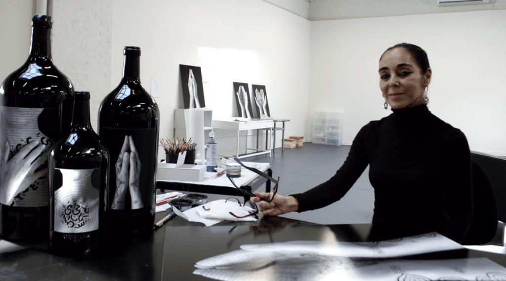 Ornellaia Vendemmia d'Artista 2016 Shirin Neshat Sotheby's 2